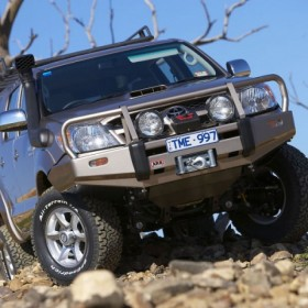 ARB Frontal Bumper Deluxe Toyota Hilux 2005-2011 (arb,3414300)