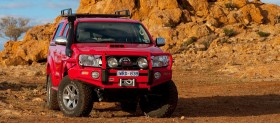 ARB Frontal Bumper Deluxe Toyota Hilux 2005-2011 (arb,3414510)