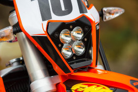 Baja Designs XL80 LED KTM 2017 Kit White Spot Beam (677093)