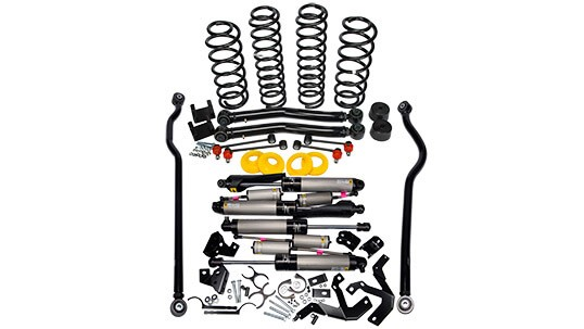 "Old Man Emu BP-51 Suspension Lift Kit 3,5"" (Light Load) Jeep Wrangler JL (OMEJL4DBP51LK)"