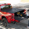 "BAKFlip MX4 448203RB Hard Folding Truck Bed Tonneau Cover Dodge Ram 1500/2500/3500 12-21 6'5"" With RamBox"