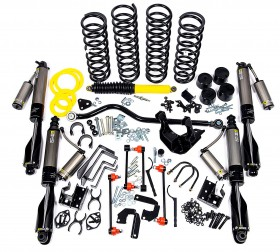 "Old Man Emu BP-51 4"" Suspension Lift Kit Jeep Wrangler JK (OMEJK4BP51)"