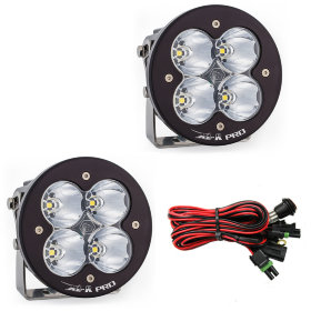 Baja Designs XL-R Pro White Beam LED Light Pair