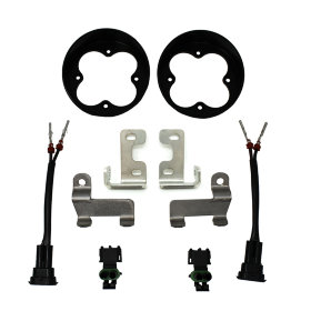 Baja Designs Squadron Fog Light Mounting Kit Toyota Tundra/Tacoma/4Runner (447110)