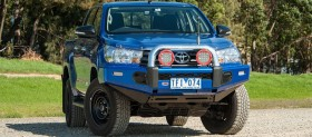 ARB Frontal Bumper Sahara Deluxe Toyota Hilux 2015+ (arb,3914530)