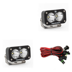 Baja Designs S2 Sport White Beam LED Light Pair
