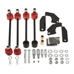 Sway Bar Disconnect Kit, Front and Rear, JK (FK48)