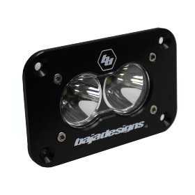 Baja Designs S2 Sport White Beam LED Light Flush Mount