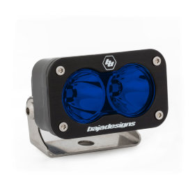 Baja Designs S2 Sport Spot Beam LED Light Colored Lenses